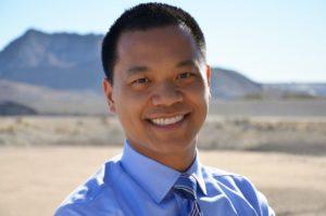 Dr. Jesse Teng portrait