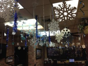Snowflakes at JT Orthodontics picture