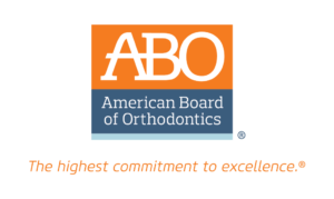 American Board of Orthodontics badge